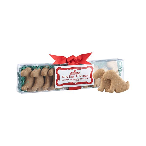 12 Dogs of Christmas Biscuits