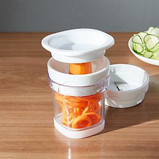 Paderno 2-Blade Spiralizer