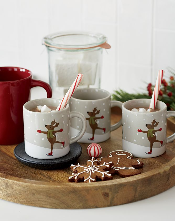 Christmas Kitchen Decor And Dish Towels Crate And Barrel