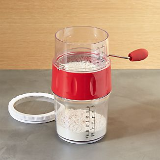 3-Cup Measuring Flour Sifter