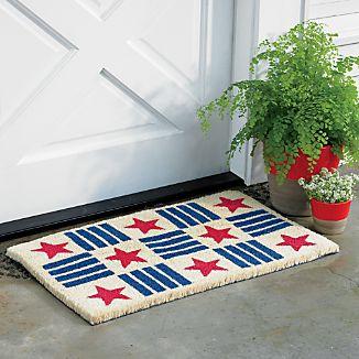 4th of July Doormat