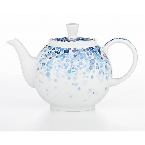 April Teapot by Nomoco