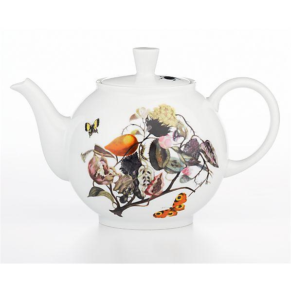 August Teapot by Olaf Hajek
