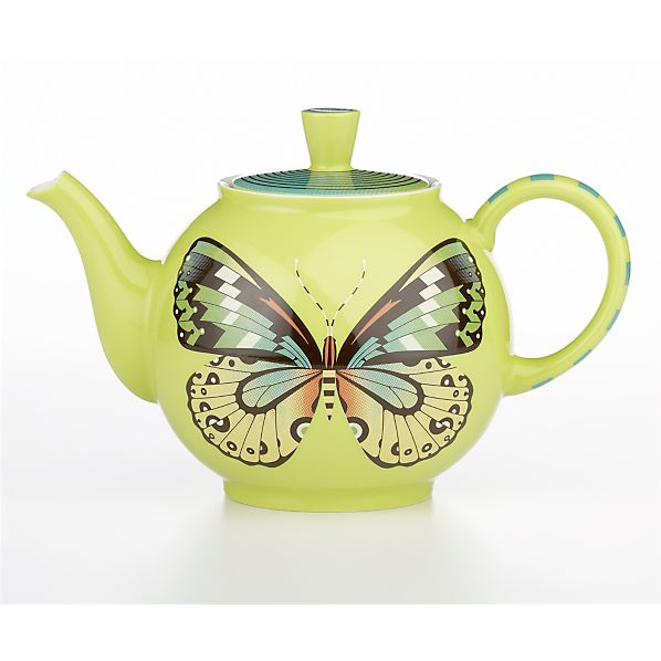 March Teapot by Bee Things