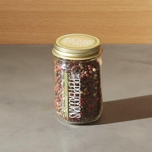 Urban Accents 5 Blend Peppercorns
