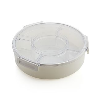 5-Part Divided Food Container