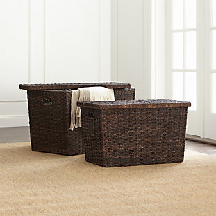 forsyth six drawer tall chest crate and barrel. Black Bedroom Furniture Sets. Home Design Ideas