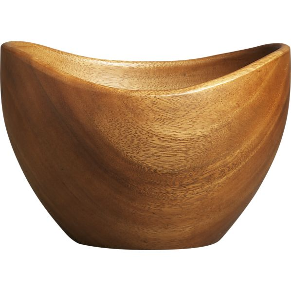 """Acacia 10"""" Salad Bowl"""