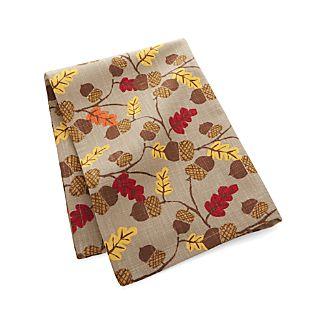Acorn Jumble Dish Towel