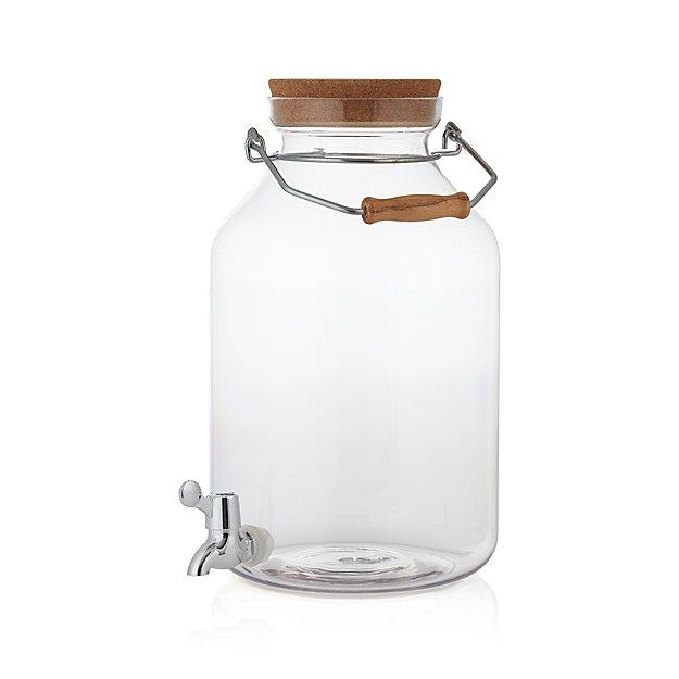 Acrylic Drink Dispenser