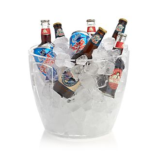 Cheers Acrylic Beverage Tub