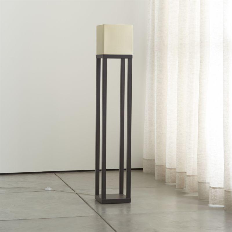 Aerin Antique Bronze Floor Lamp