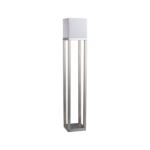 Aerin Brushed Nickel Floor Lamp