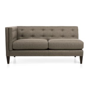 Aidan Left Arm Sectional Loveseat