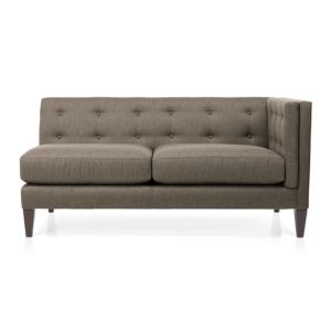 Aidan Right Arm Sectional Loveseat