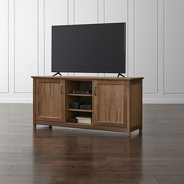 "Ainsworth Walnut 64"" Media Console"