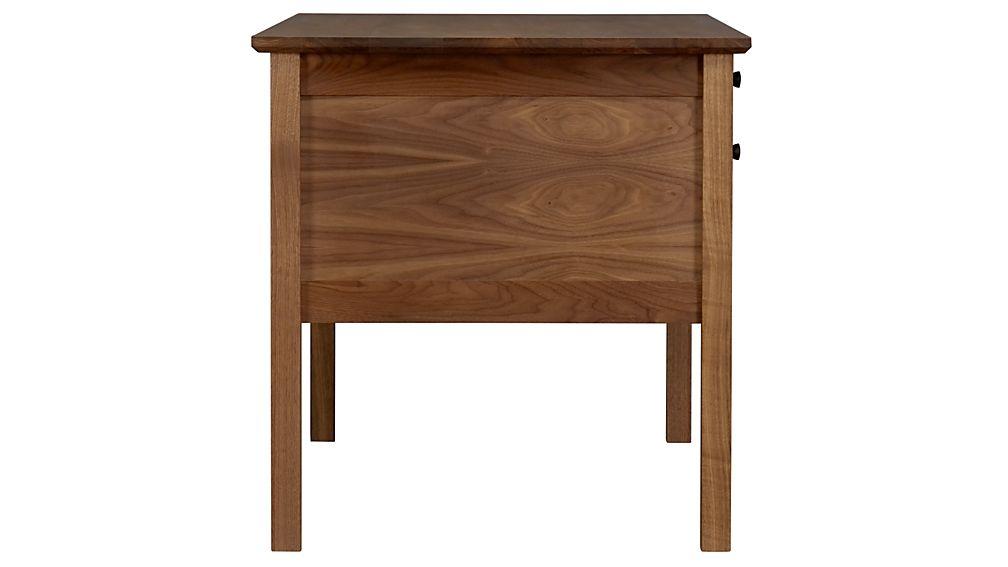 Ainsworth Walnut Desk
