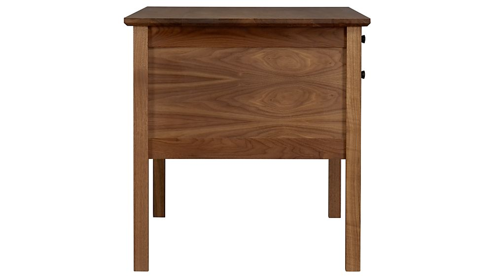 Ainsworth Walnut Desk