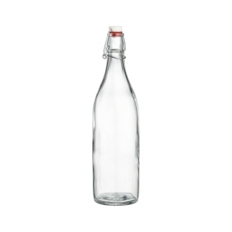 Airtight Glass Bottle