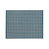 Aldo Blue Indoor-Outdoor 9'x12' Rug
