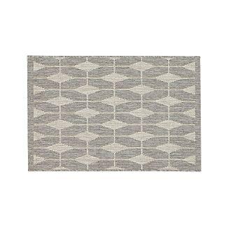 Aldo Dove Grey Indoor-Outdoor 2'x3' Rug