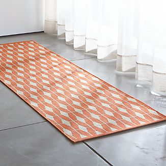 Aldo Mandarin Indoor-Outdoor 2.5'x8' Rug Runner