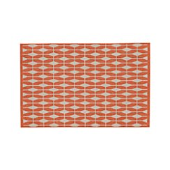 Aldo Mandarin Indoor-Outdoor 4'x6' Rug
