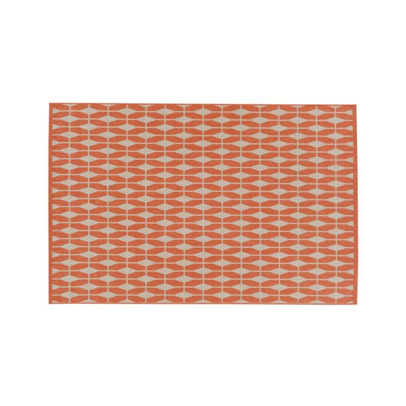 Aldo Mandarin Indoor-Outdoor 5'x8' Rug