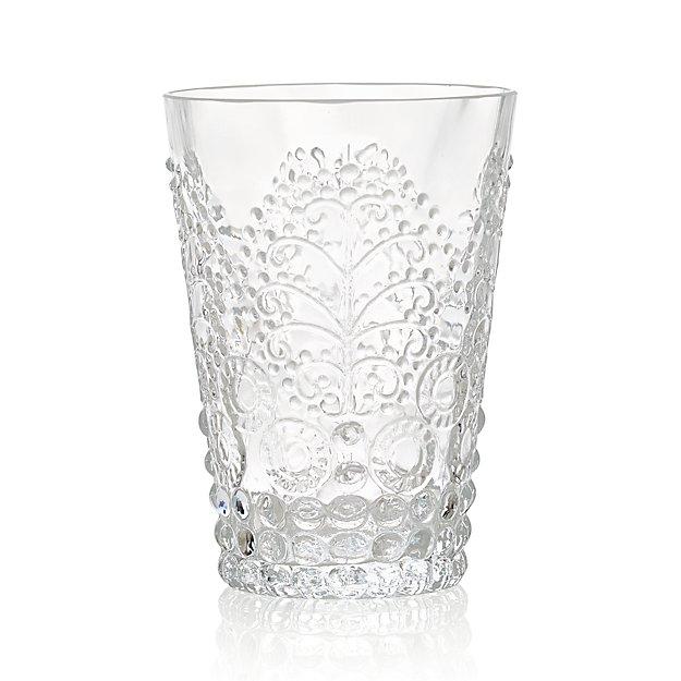 Alegre Clear Beverage Glass