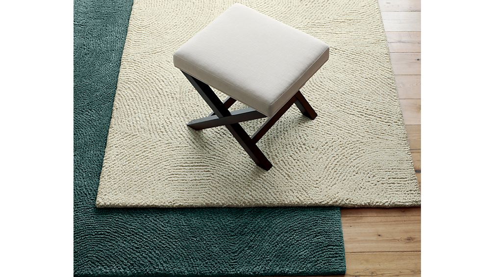 X Base Bench Vanity Stool Napa Natural Crate And Barrel