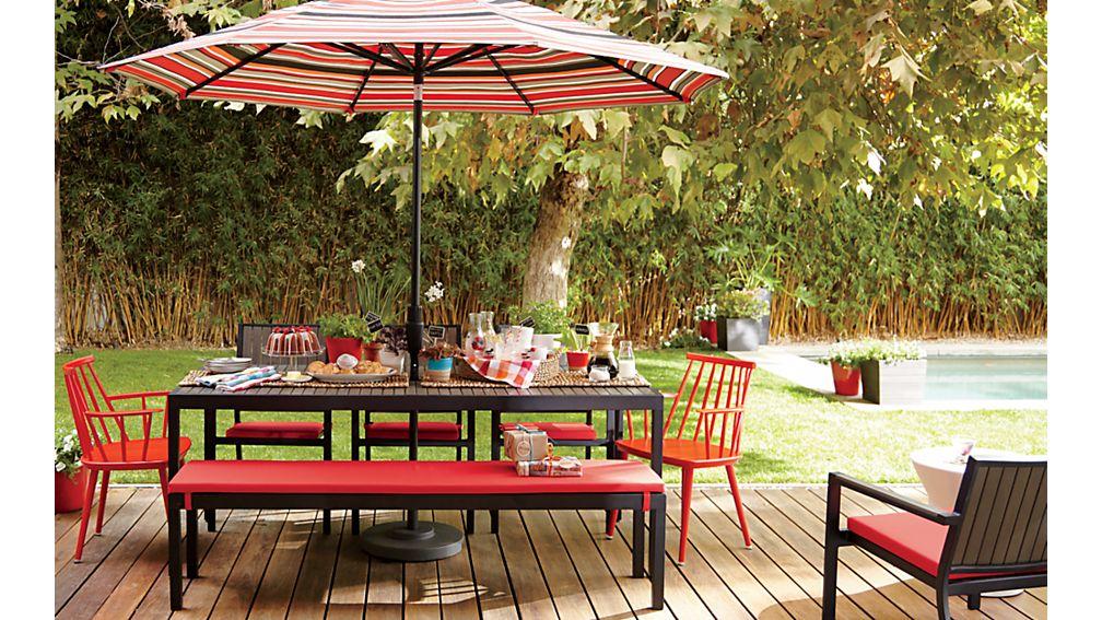 Alfresco Sunbrella ® Lounge Chair Cushion
