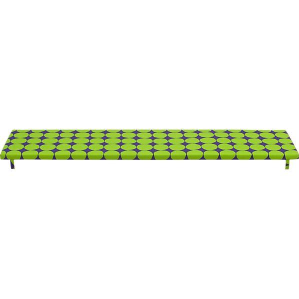 Alfresco Marimekko Pienet Kivet Dining Bench Cushion