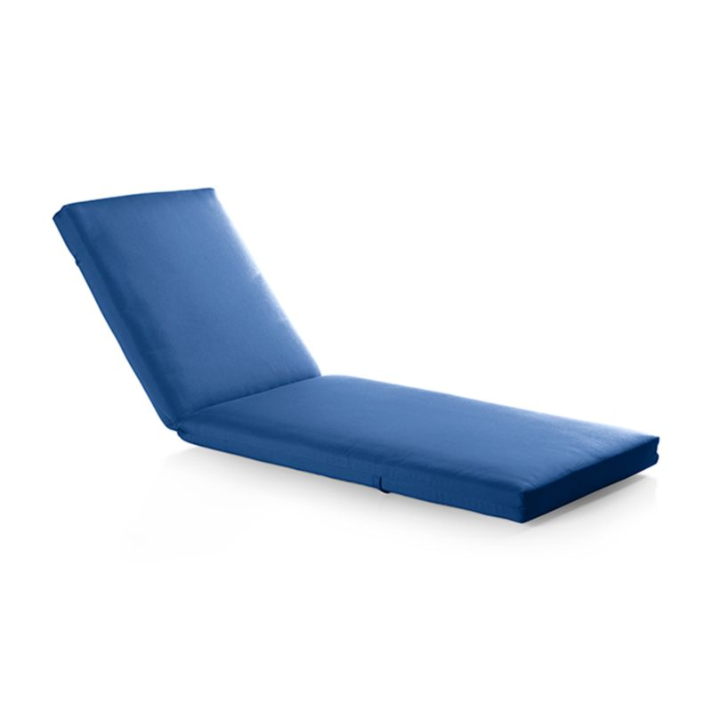 "Alfresco Sunbrella ® 3"" Chaise Lounge Cushion"
