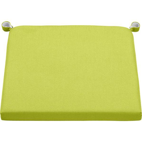 Alfresco Sunbrella ® Apple Chair-Barstool Cushion