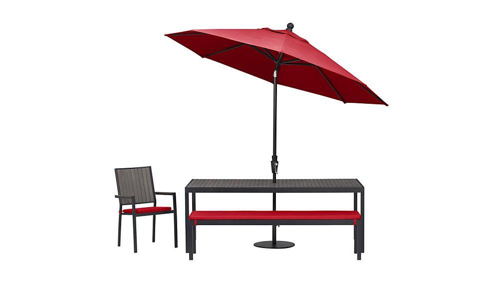 Alfresco Sunbrella 174 Chair Bar Stool Cushion Sunbrella