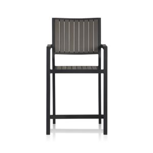 Alfresco Grey Counter Stool