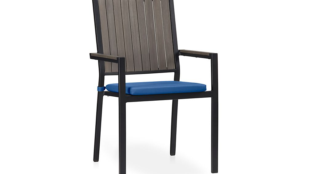 Alfresco Grey Dining Chair