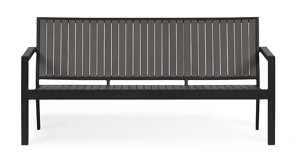 Alfresco Grey Sofa