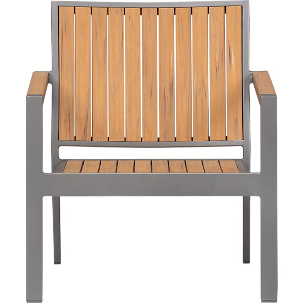 Alfresco Natural Lounge Chair