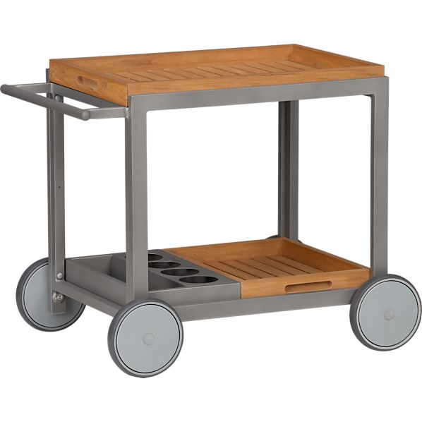 Alfresco Natural Cart