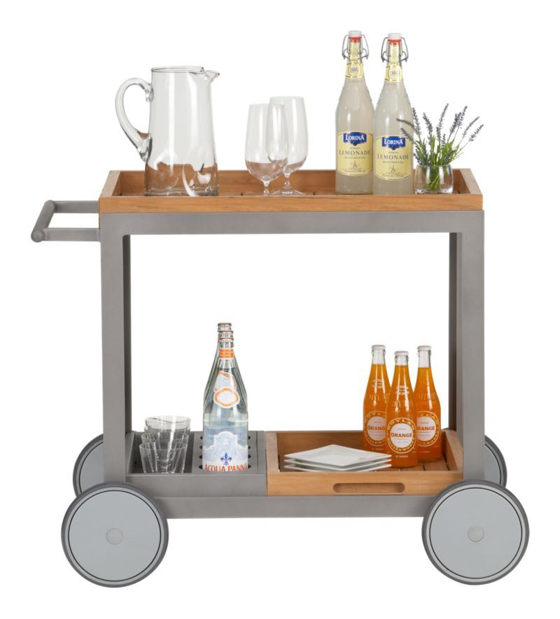 Alfresco Natural Cart
