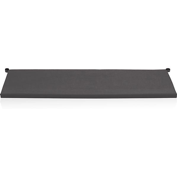 Alfresco Sunbrella ® Charcoal Sofa Cushion
