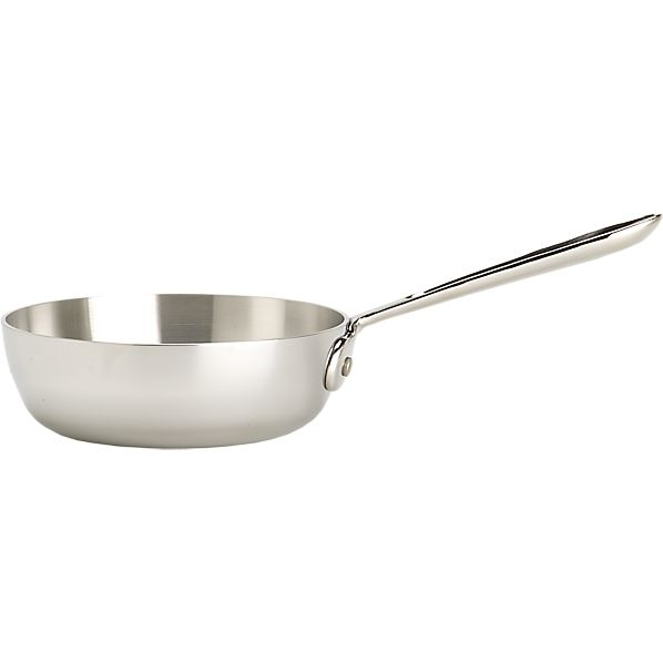 All-Clad ® Stainless Saucier