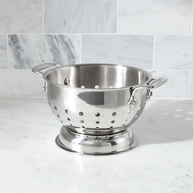 All-Clad ® 1.5-Qt. Stainless Steel Colander