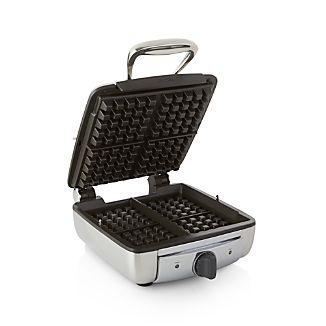 All-Clad ® 4-Slice Belgian Waffle Maker
