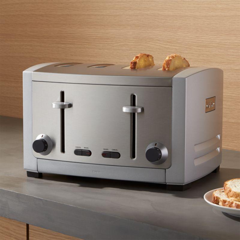 All-Clad ® 4-Slice Toaster