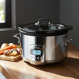 All-Clad ® 4 qt. Slow Cooker