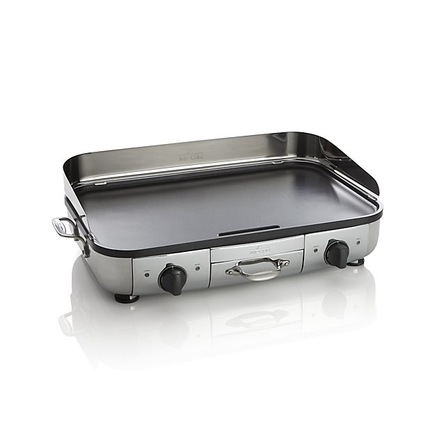 All-Clad ® Electric Griddle