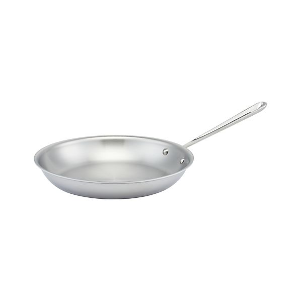 "All-Clad ® Stainless 12"" Frypan"