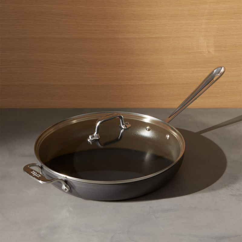 All Clad 174 Ha1 Hard Anodized Non Stick 12 Quot Fry Pan With
